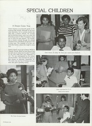 Page 12, 1986 Edition, Petersburg High School - Missile Yearbook (Petersburg, VA) online yearbook collection