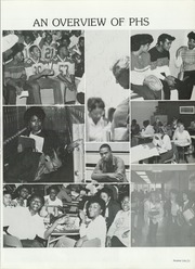 Page 13, 1986 Edition, Petersburg High School - Missile Yearbook (Petersburg, VA) online yearbook collection
