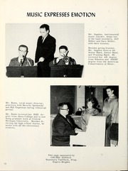 Page 14, 1965 Edition, Morley Stanwood High School - Mohawk Yearbook (Morley, MI) online yearbook collection