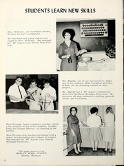 Page 16, 1965 Edition, Morley Stanwood High School - Mohawk Yearbook (Morley, MI) online yearbook collection