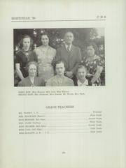 Page 10, 1939 Edition, Centerville Senior High School - Mortonian Yearbook (Centerville, IN) online yearbook collection
