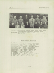 Page 11, 1939 Edition, Centerville Senior High School - Mortonian Yearbook (Centerville, IN) online yearbook collection