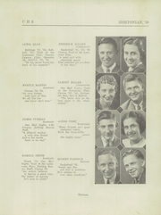 Page 17, 1939 Edition, Centerville Senior High School - Mortonian Yearbook (Centerville, IN) online yearbook collection