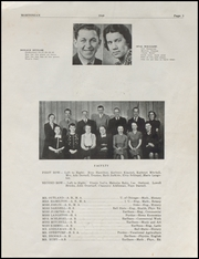 Page 7, 1940 Edition, Centerville Senior High School - Mortonian Yearbook (Centerville, IN) online yearbook collection