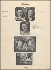 Page 10, 1942 Edition, Centerville Senior High School - Mortonian Yearbook (Centerville, IN) online yearbook collection