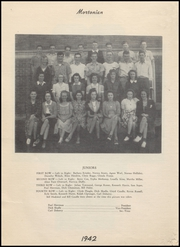 Page 12, 1942 Edition, Centerville Senior High School - Mortonian Yearbook (Centerville, IN) online yearbook collection