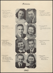 Page 6, 1942 Edition, Centerville Senior High School - Mortonian Yearbook (Centerville, IN) online yearbook collection