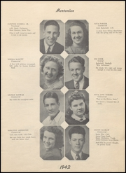 Page 7, 1942 Edition, Centerville Senior High School - Mortonian Yearbook (Centerville, IN) online yearbook collection