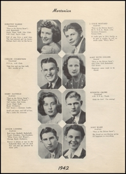 Page 8, 1942 Edition, Centerville Senior High School - Mortonian Yearbook (Centerville, IN) online yearbook collection