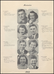 Page 9, 1942 Edition, Centerville Senior High School - Mortonian Yearbook (Centerville, IN) online yearbook collection