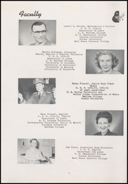 Page 10, 1951 Edition, Centerville Senior High School - Mortonian Yearbook (Centerville, IN) online yearbook collection