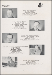 Page 11, 1951 Edition, Centerville Senior High School - Mortonian Yearbook (Centerville, IN) online yearbook collection