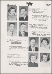 Page 16, 1951 Edition, Centerville Senior High School - Mortonian Yearbook (Centerville, IN) online yearbook collection