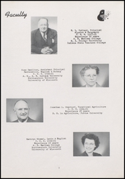 Page 9, 1951 Edition, Centerville Senior High School - Mortonian Yearbook (Centerville, IN) online yearbook collection