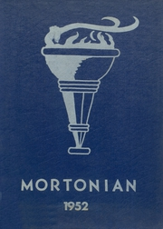 1952 Edition, Centerville Senior High School - Mortonian Yearbook (Centerville, IN)