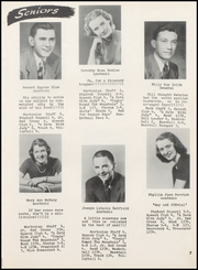 Page 11, 1952 Edition, Centerville Senior High School - Mortonian Yearbook (Centerville, IN) online yearbook collection