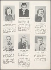 Page 12, 1952 Edition, Centerville Senior High School - Mortonian Yearbook (Centerville, IN) online yearbook collection