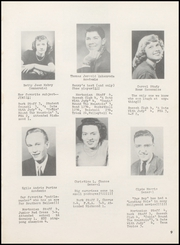 Page 13, 1952 Edition, Centerville Senior High School - Mortonian Yearbook (Centerville, IN) online yearbook collection