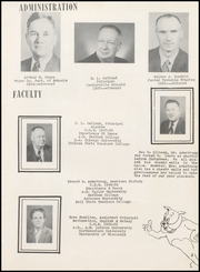 Page 7, 1952 Edition, Centerville Senior High School - Mortonian Yearbook (Centerville, IN) online yearbook collection