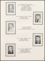Page 9, 1952 Edition, Centerville Senior High School - Mortonian Yearbook (Centerville, IN) online yearbook collection