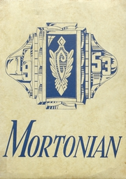 1953 Edition, Centerville Senior High School - Mortonian Yearbook (Centerville, IN)