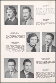 Page 14, 1954 Edition, Centerville Senior High School - Mortonian Yearbook (Centerville, IN) online yearbook collection