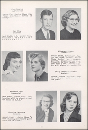 Page 15, 1954 Edition, Centerville Senior High School - Mortonian Yearbook (Centerville, IN) online yearbook collection