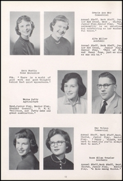 Page 16, 1954 Edition, Centerville Senior High School - Mortonian Yearbook (Centerville, IN) online yearbook collection