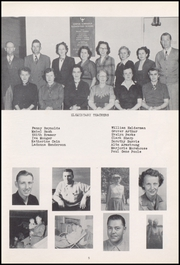 Page 9, 1954 Edition, Centerville Senior High School - Mortonian Yearbook (Centerville, IN) online yearbook collection