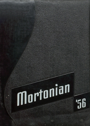 1956 Edition, Centerville Senior High School - Mortonian Yearbook (Centerville, IN)