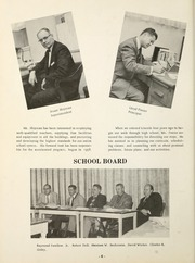 Page 10, 1961 Edition, Lincoln High School - Muse Yearbook (Cambridge City, IN) online yearbook collection