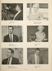 Page 11, 1961 Edition, Lincoln High School - Muse Yearbook (Cambridge City, IN) online yearbook collection