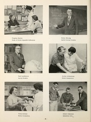 Page 12, 1961 Edition, Lincoln High School - Muse Yearbook (Cambridge City, IN) online yearbook collection