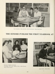 Page 16, 1961 Edition, Lincoln High School - Muse Yearbook (Cambridge City, IN) online yearbook collection