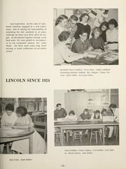 Page 17, 1961 Edition, Lincoln High School - Muse Yearbook (Cambridge City, IN) online yearbook collection