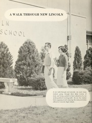 Page 8, 1961 Edition, Lincoln High School - Muse Yearbook (Cambridge City, IN) online yearbook collection