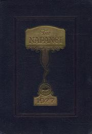Nappanee High School - Napanet Yearbook (Nappanee, IN) online yearbook collection, 1927 Edition, Page 1