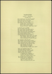 Page 12, 1927 Edition, Nappanee High School - Napanet Yearbook (Nappanee, IN) online yearbook collection