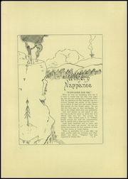 Page 13, 1927 Edition, Nappanee High School - Napanet Yearbook (Nappanee, IN) online yearbook collection