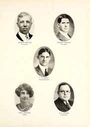 Page 13, 1928 Edition, Nappanee High School - Napanet Yearbook (Nappanee, IN) online yearbook collection