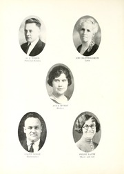 Page 14, 1928 Edition, Nappanee High School - Napanet Yearbook (Nappanee, IN) online yearbook collection