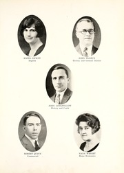Page 15, 1928 Edition, Nappanee High School - Napanet Yearbook (Nappanee, IN) online yearbook collection