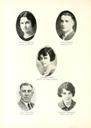 Page 16, 1928 Edition, Nappanee High School - Napanet Yearbook (Nappanee, IN) online yearbook collection