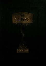 1930 Edition, Nappanee High School - Napanet Yearbook (Nappanee, IN)