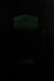 1931 Edition, Nappanee High School - Napanet Yearbook (Nappanee, IN)