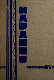 1937 Edition, Nappanee High School - Napanet Yearbook (Nappanee, IN)