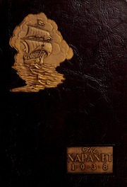 1938 Edition, Nappanee High School - Napanet Yearbook (Nappanee, IN)