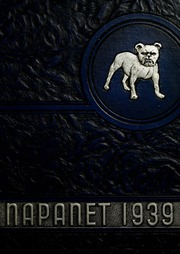 1939 Edition, Nappanee High School - Napanet Yearbook (Nappanee, IN)