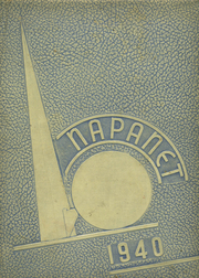 Nappanee High School - Napanet Yearbook (Nappanee, IN) online yearbook collection, 1940 Edition, Page 1