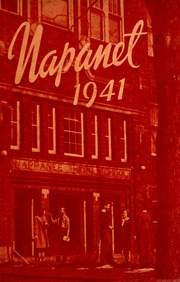 1941 Edition, Nappanee High School - Napanet Yearbook (Nappanee, IN)